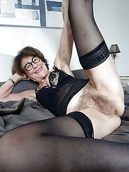 Mature housewives seem fuckable