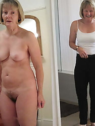 My Mature-Granny Collection 001