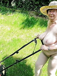 Grandmas Big Boobs