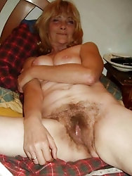 Mature ladies are trying to tease